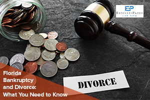 Florida Bankruptcy and Divorce