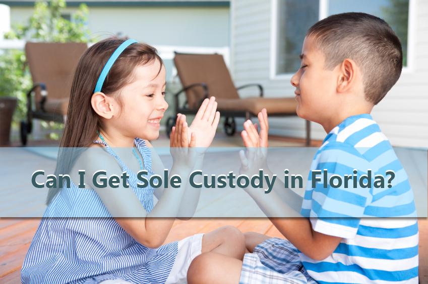 Sole Custody in Florida