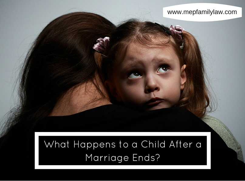 What Happens to a Child After a Marriage