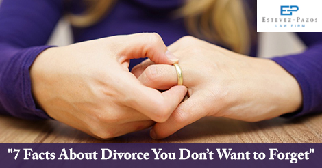 7 Facts About Divorce