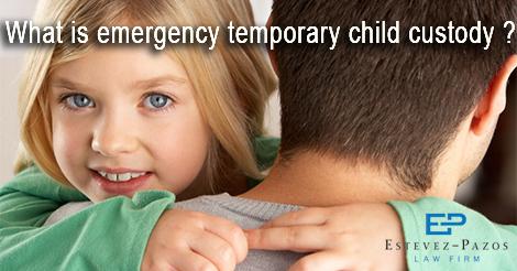 Temporary Child Custody