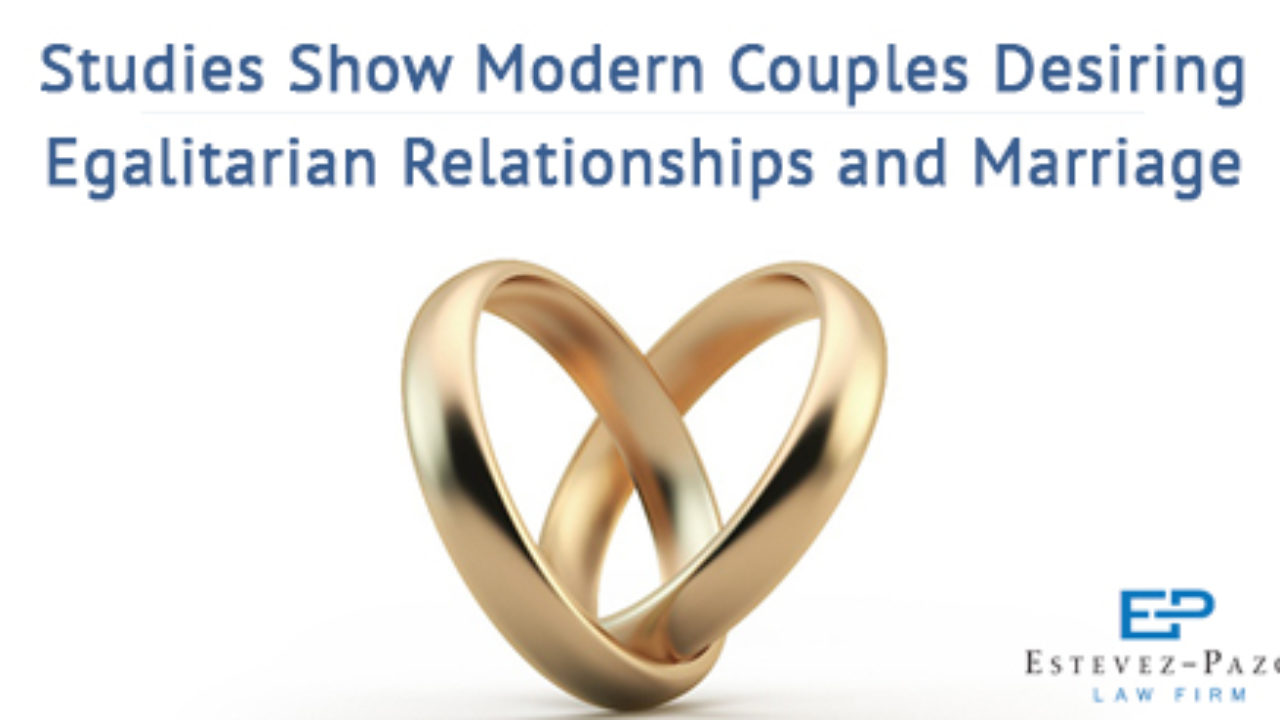 What is an egalitarian relationship