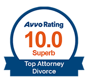 Top Attorney divorce Rating